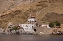 Greek Orthodox monastry on Symi