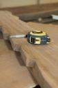 King plank  at Hakvoort Shipyard