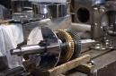 Gears of a windlass
