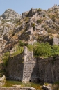 Outer walls of Kotor with moat