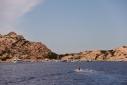 Anchorage off the Island of Caprera