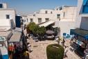 Street scene in Sidi Bou Said