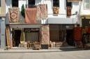 Carpet shop in Bodrum