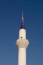 Minarette in Datcha
