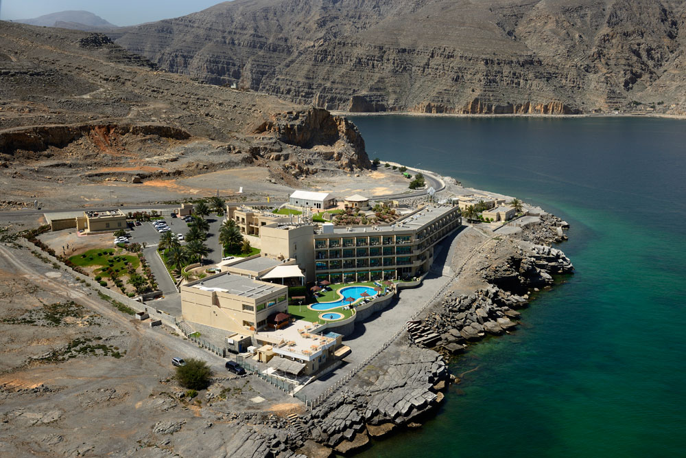 Musandam Hotels  Star