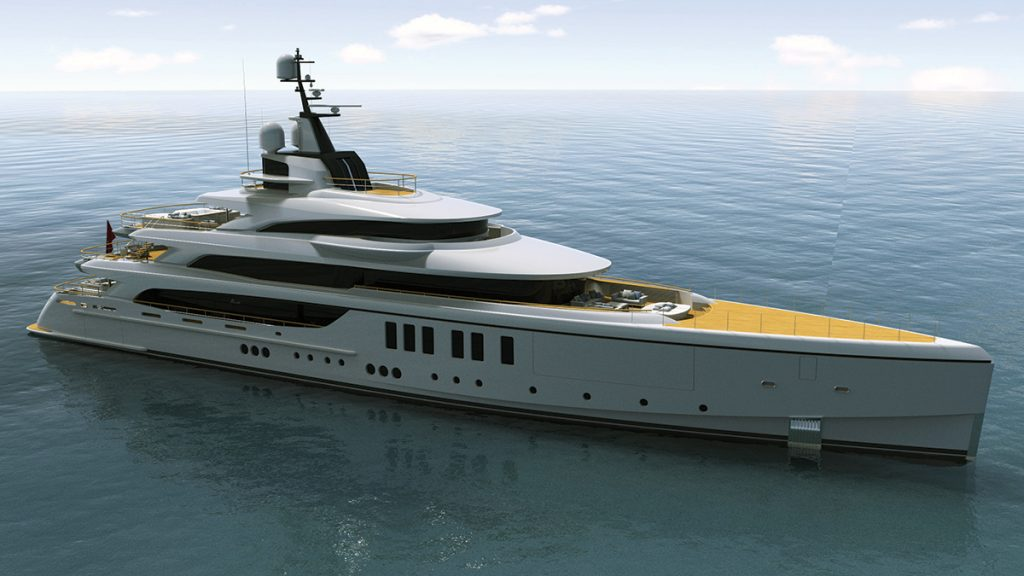 New Build from Benetti