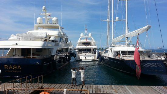 Indonesia Docking Superyachts