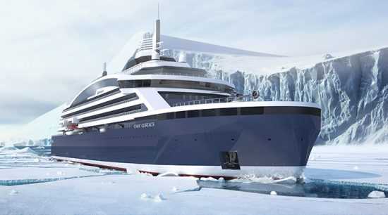 Ponant ice breakers