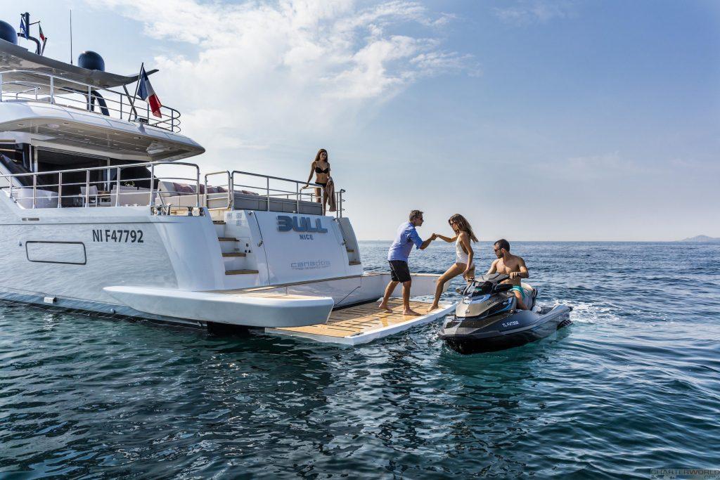 Borrow a boat plus