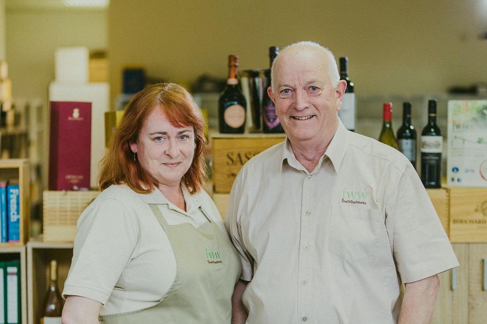 Nigel and Helen Brotherton