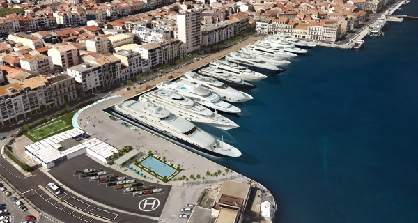 IGY Sète Marina recently received its first vessel and is currently accepting short- and long-term reservations, as well as berth ownership opportunities with an array of perks and multiple benefits.