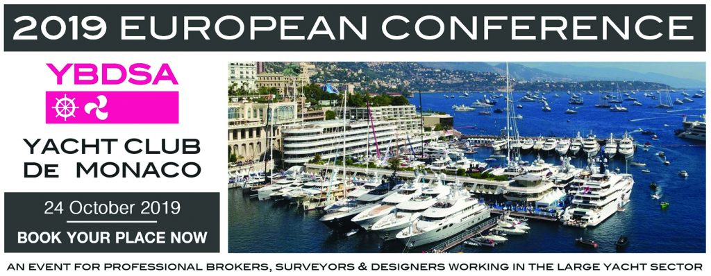 To ensure your place at this event please visit ydsa.co.uk and click on the events section where you will find an online booking form for the European Conference.
