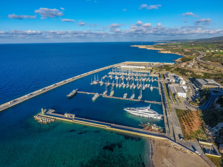 The award reflects Karpaz Gate Marina and North Cyprus 's growing reputation