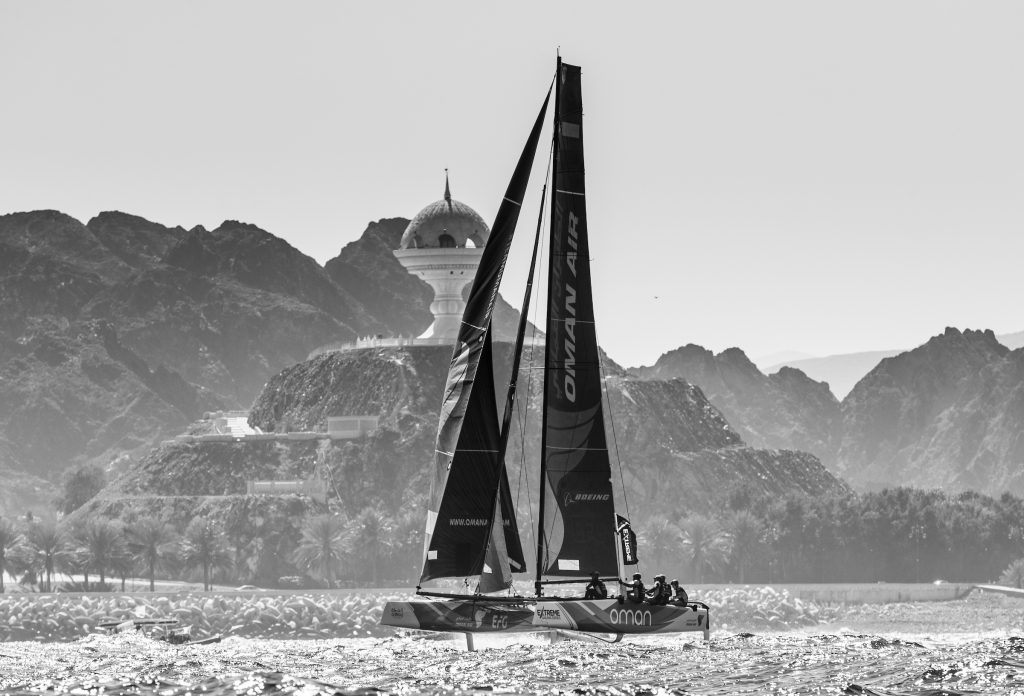 Oman Air sailing team to race final in waters off Muscat