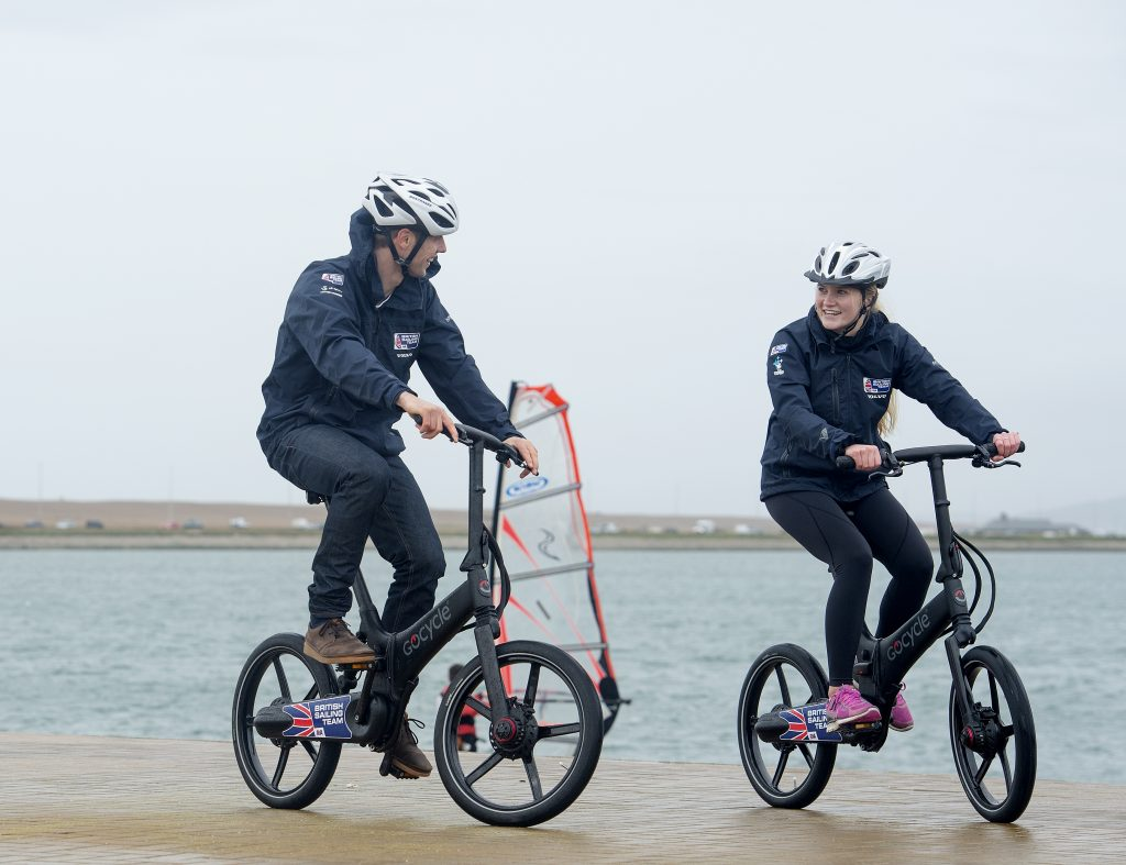 Pioneering e-bike brand Gocycle is set to become a partner of the British Sailing Team, providing a fleet of specially branded fast-folding GXs