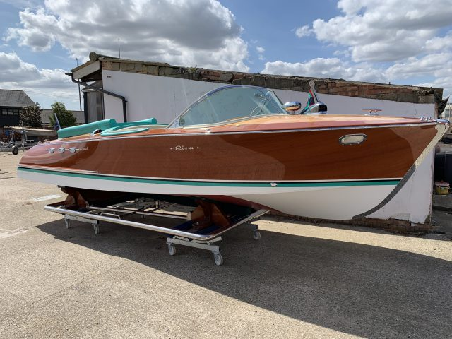 Refitted to an incredible standard this stunning example of Ariston truly is a work of art. She is being offered for sale by Superyacht Tenders and Toys