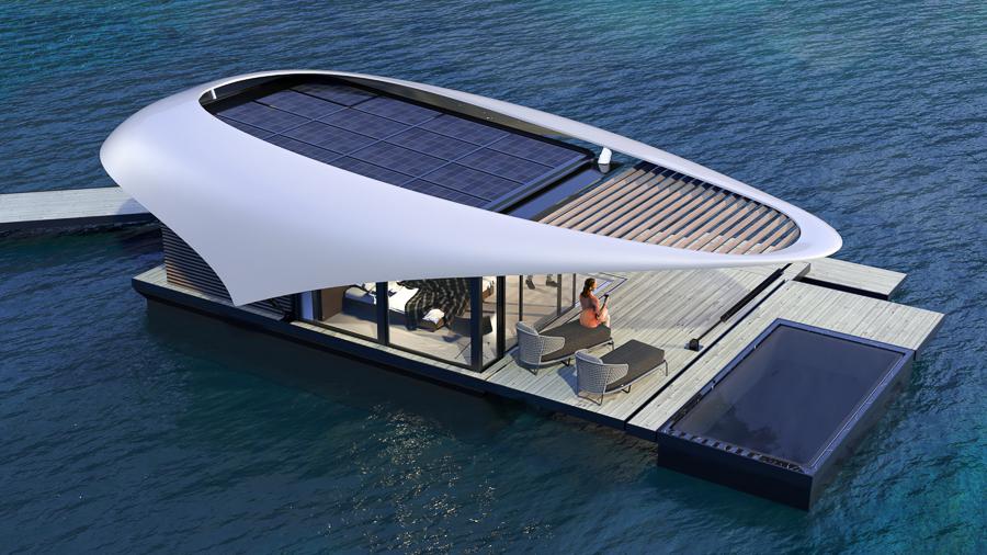 Alva Yachts puts sustainability at the heart of its yachts, both motor and sail
