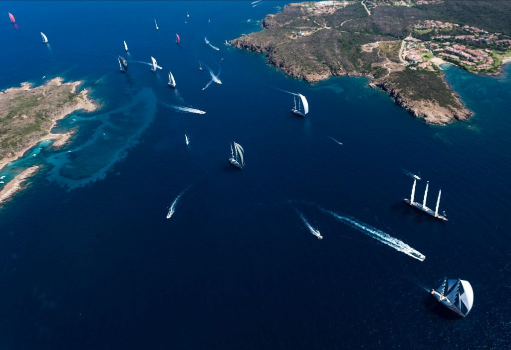 The Eighth Edition of the Perini Navi Cup originally scheduled to run from 16th to 19th September 2020 has been put back by one year