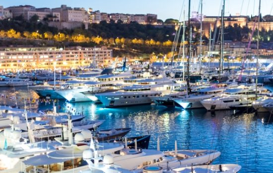 there has been much speculation as to whether the Monaco Yacht Show can take place this year