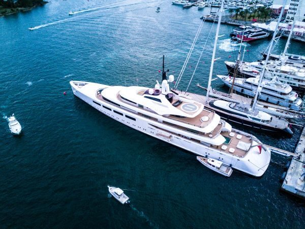 "Bermuda's ""superyacht tourism economic recovery plan"" demonstrates a direct response to local stakeholder recommendations who have expertise in this area."
