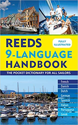 Here is a 9-language pocket dictionary from Reeds for all sailors.