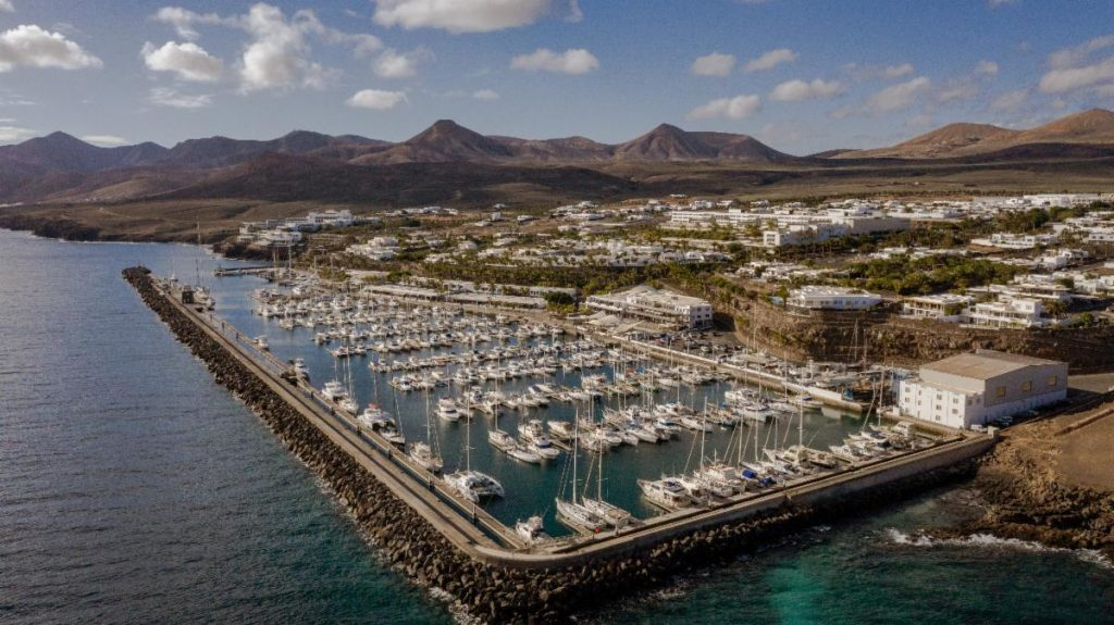 The seventh edition of the RORC Transatlantic Race will start from Calero Marinas Puerto Calero, Lanzarote, Canary Islands on Saturday 9th January 2021 © James Mitchell