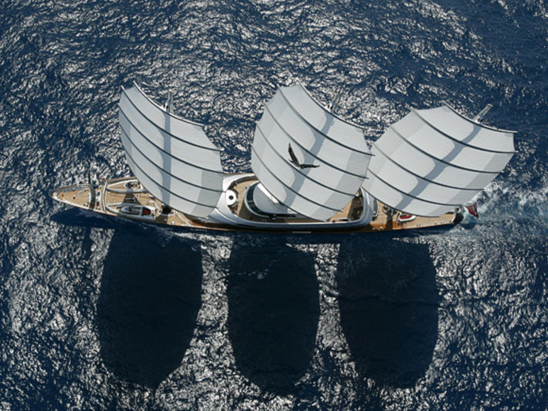For more than 30 years, Perini Navi has been recognised globally for its innovation and design of superyachts.