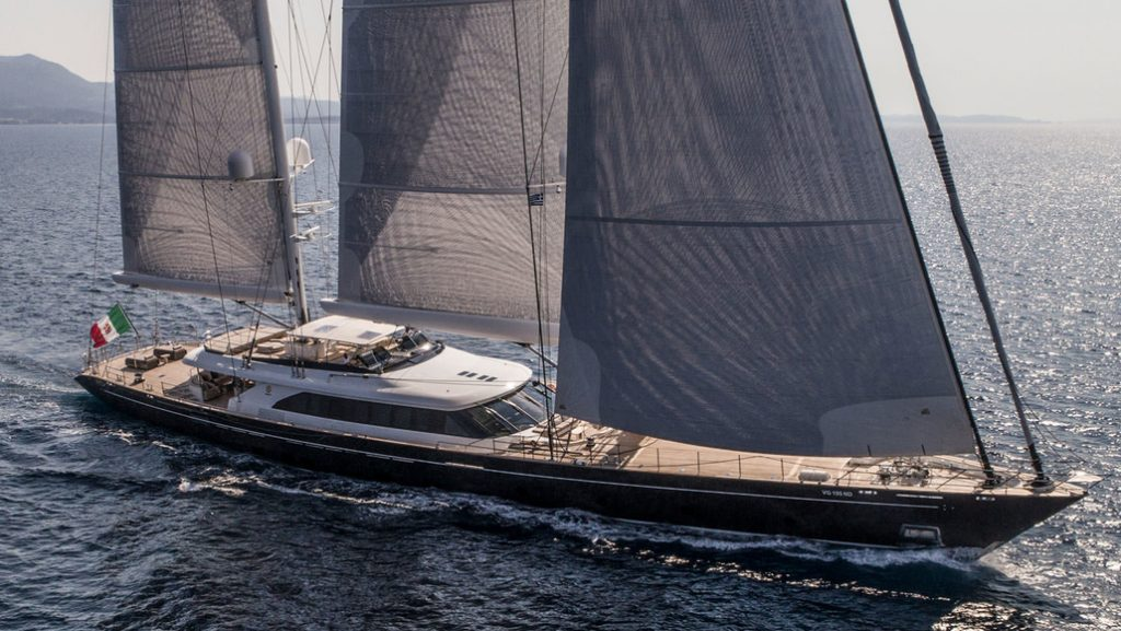 Picking up the pieces at the now bankrupt Perini Navi