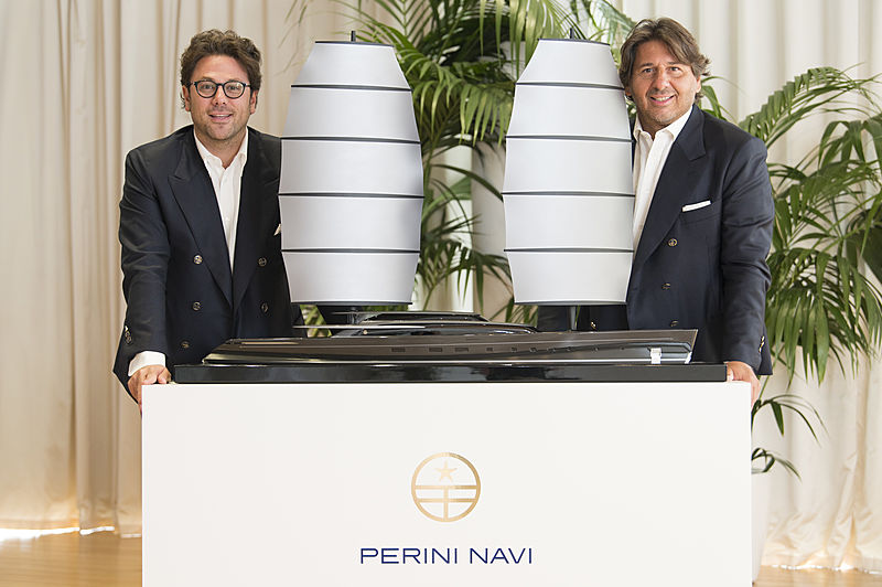 Picking up the pieces at Perini Navi