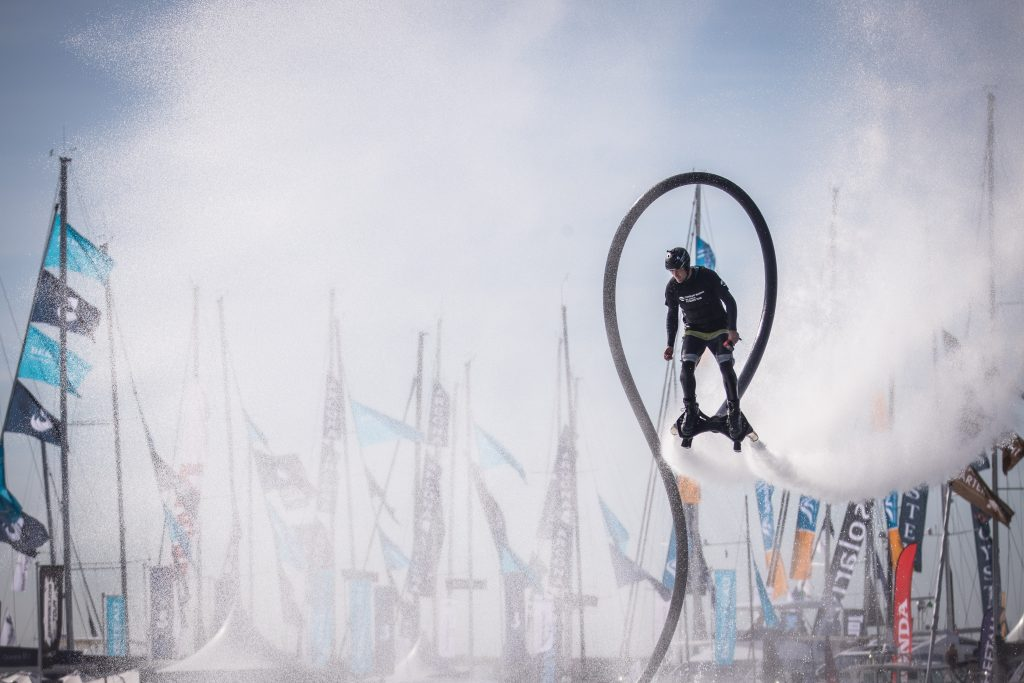 Following the UK government's recent roadmap announcement, British Marine, the organisers of the Southampton Boat Show, will return safely and with style this September.