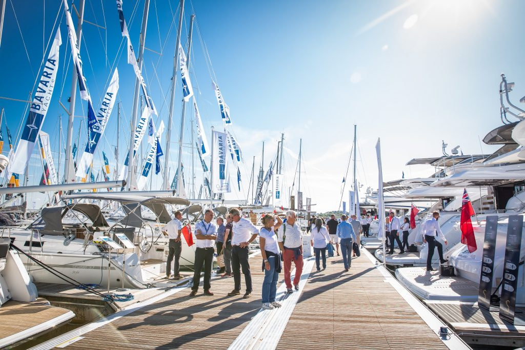 The Southampton Boat Show will undergo a re structuring for this year's event in order to  meet demands to keep the show safe for visitors and exhibitors alike
