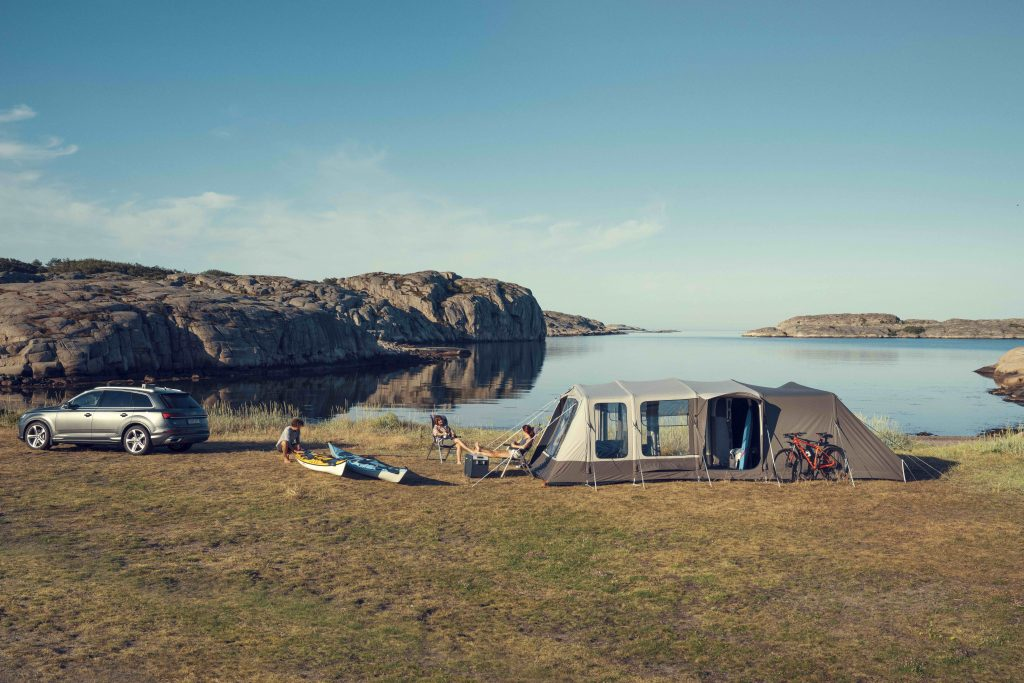 Like us, the Dometic Group headquartered in Stockholm, Sweden crosses between the marine and camping market and as travel writers we cover both.