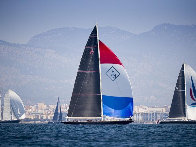 Waiting over! Superyacht Cup Palma gets Go Ahead