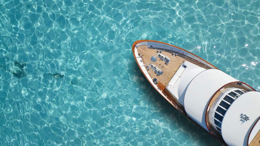 Join a reputable luxury yacht brokerage and excel in the exciting world of yacht sales.