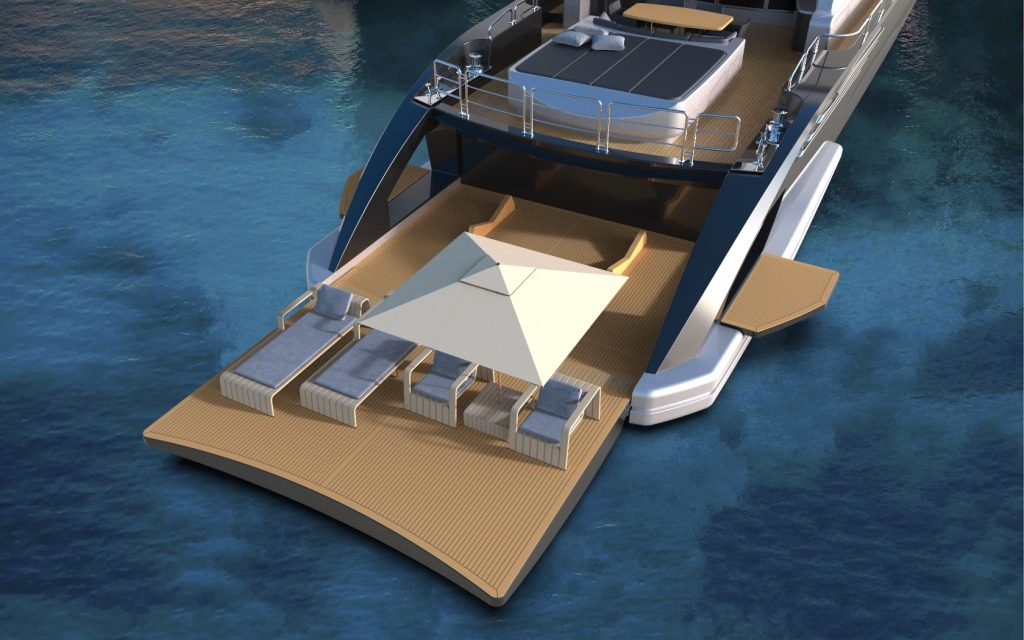 Leopard Yachts is a big boat brand name