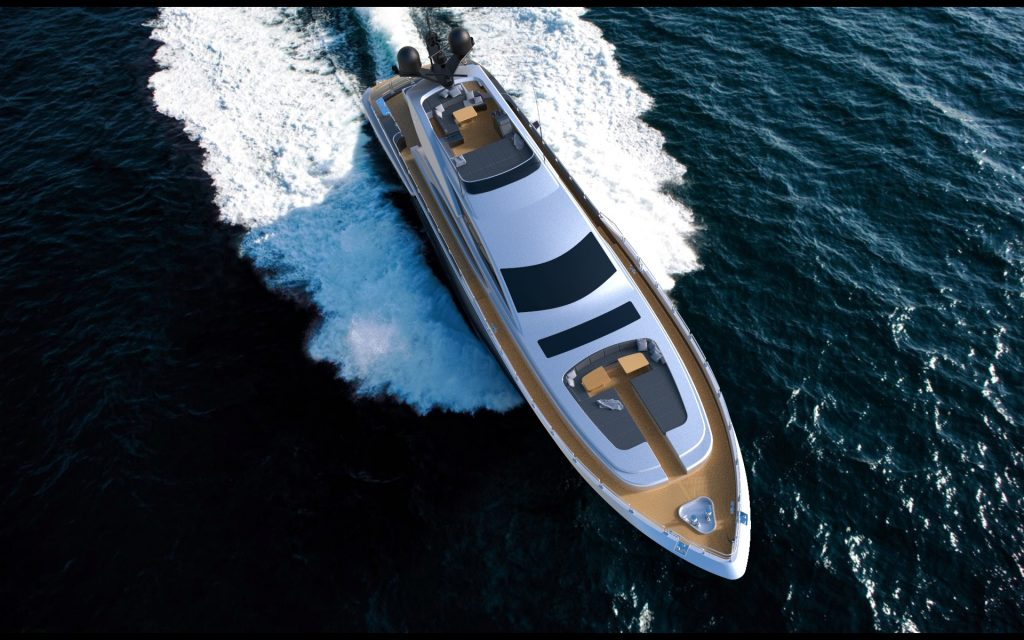 Made in Italy, This big boat brand is refusing to die.