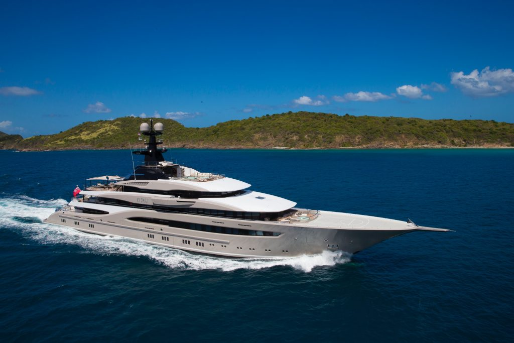 Kismet from Moran Yacht and Ship