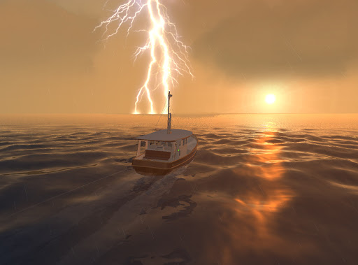 The Marine DDCE lightning protection system is distributed exclusively throughout Europe by ELNA